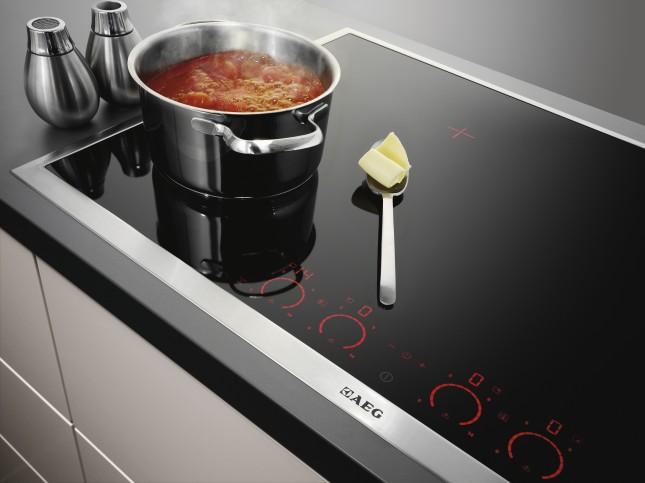 Cucina a induzione consumi
