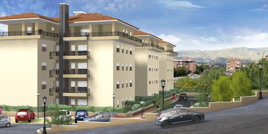 Trilocale nuova costruzione Velletri