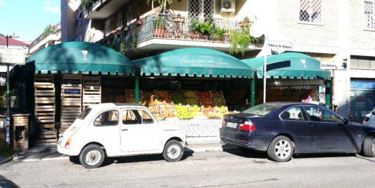 TALENTI Via Federico De Roberto –  negozio  C/1
