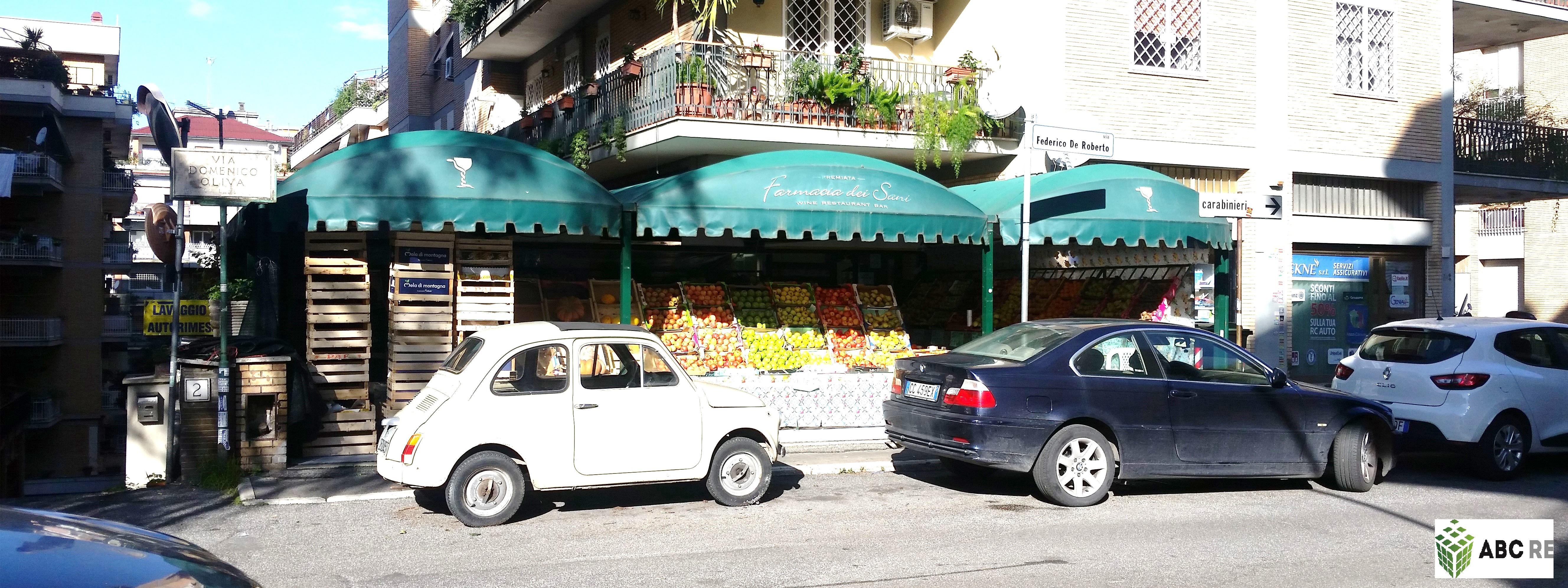 TALENTI  negozio  C/1Via Federico De Roberto